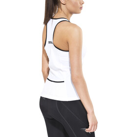 Profile Design ID Tri Top Women, white